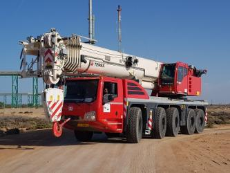 OD16009 - Rental of 250 tons crane