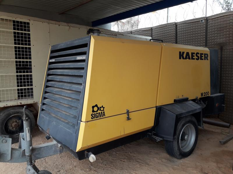 OD18037 - RENTAL OF AIR COMPRESSOR