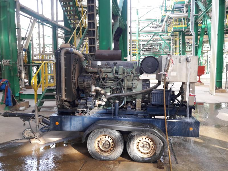 OD18029-RENTAL OF HIGH PRESSURE EQUIPMENT