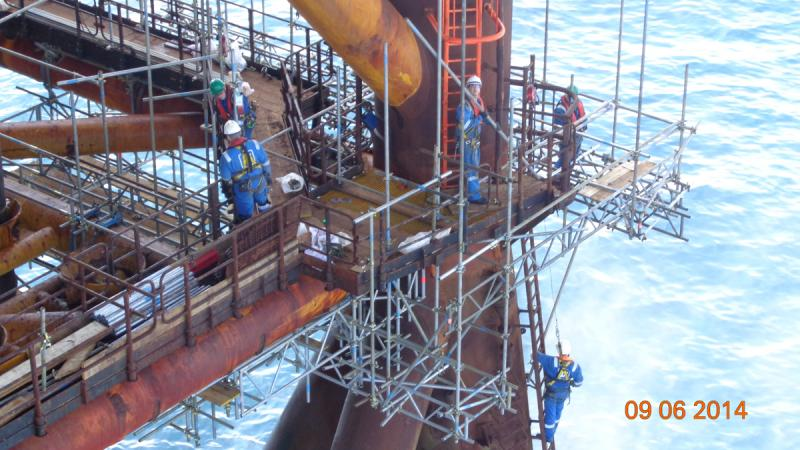 OD16012 - Provision of Scaffolding Services in DP4- Offshore Project - BouriField